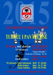 turniri 2015 - i pavaresise