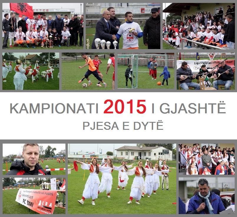 kampionati 2015 - permbyllja - pjesa II