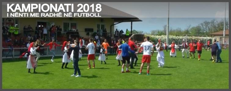 Kampionati 2018