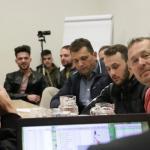 RIKUJTIM - Takimin me perfaqësuesit e ekipeve, më 16.06.2018, E SHTUNË